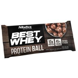 c8a30b81e Best Whey Protein Balls 50g - Chocolate Ao Leite - Atlhetica Nutrition