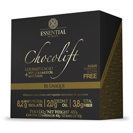 d99fa08ac Chocolift Be Unique - Essential Nutrition - Chocolate FIT